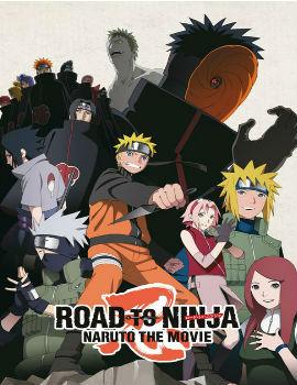 Naruto Shippuden the Movie: Road to Ninja Movie English Subbed Free Online