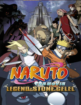 Naruto the Movie: Legend of the Stone of Gelel Movie English Subbed Free Online