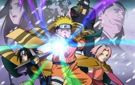 Naruto the Movie: Ninja Clash in the Land of Snow Movie English Subbed Free Online