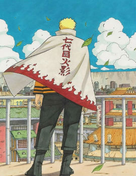 The Day Naruto Became Hokage Movie English Subbed Free Online