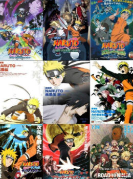 Naruto Dubbed English Movies Online Free