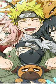Naruto Season 1 to 5 Dubbed English Online Free