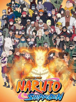 Naruto Shippuden Subbed English Watch Online