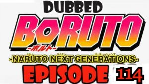 Boruto Episode 114 Dubbed English Free Online
