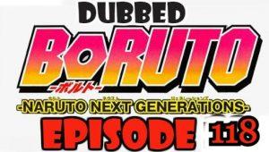 Boruto Episode 118 Dubbed English Free Online